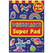 Word Search Super Pad - Ages 7-10