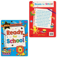 Ready For School Rewards Book For Ages 6-8