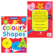 Bumper Colour & Shapes Book