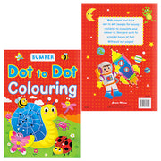 Bumper Dot to Dot Colouring Book (6)