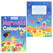 Bumper Mermaid Colouring Book (6)