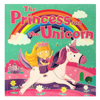 The Princess and the Unicorn Story Book