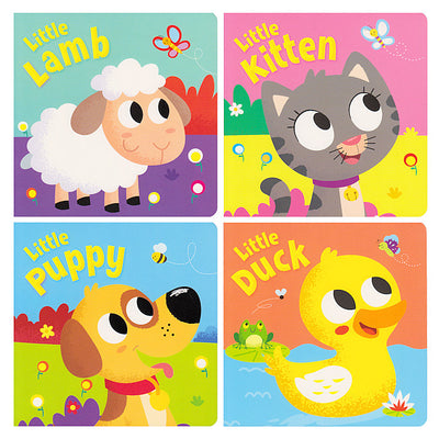 Little Animal Story Board Book