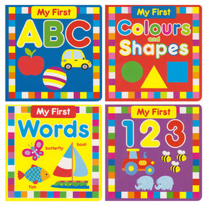 My First Learning Board Books