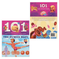 The Human Body 101 Facts Book