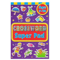 Crossword Super Pad  Ages 7 - 10