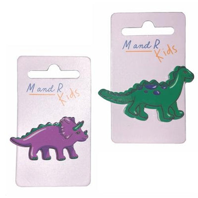 Dinosaur Pin Badges (12)