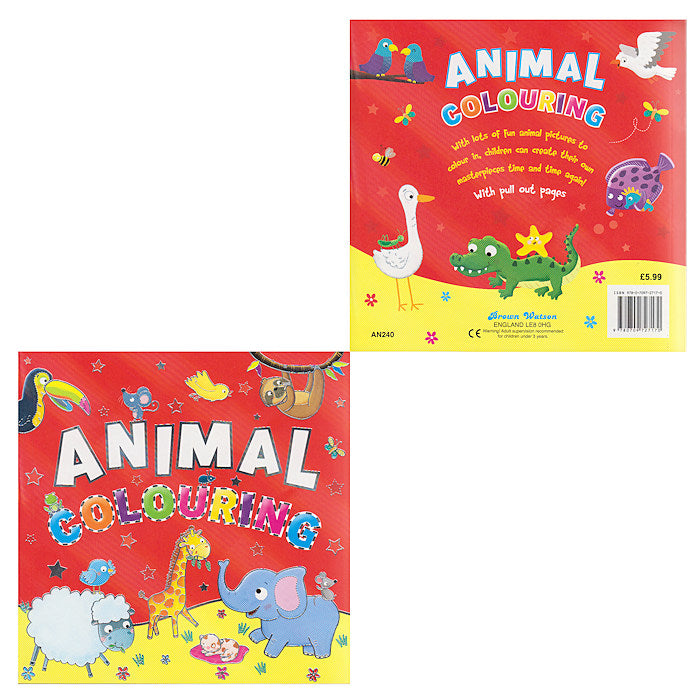 Animal Colouring Book