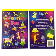 Colouring Fun Mini Pad