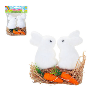 2pc Easter Bunny Set