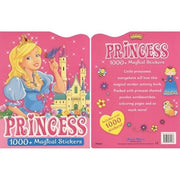 Princess 1000+ Magical Sticker Activity Book