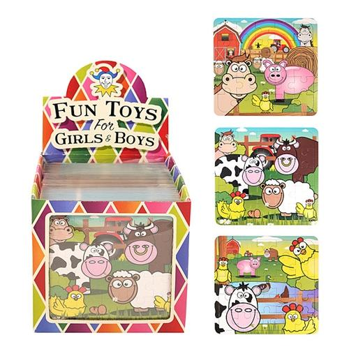 Mini Farm Puzzles [Fun Toys]