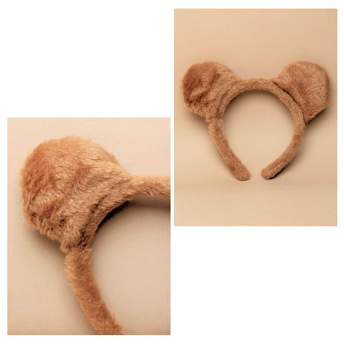 Teddy Bear Ears Head Band (8)
