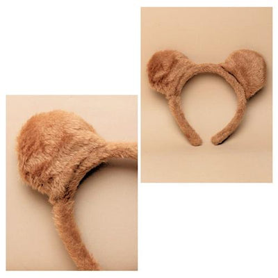 Teddy Bear Ears Alice Band