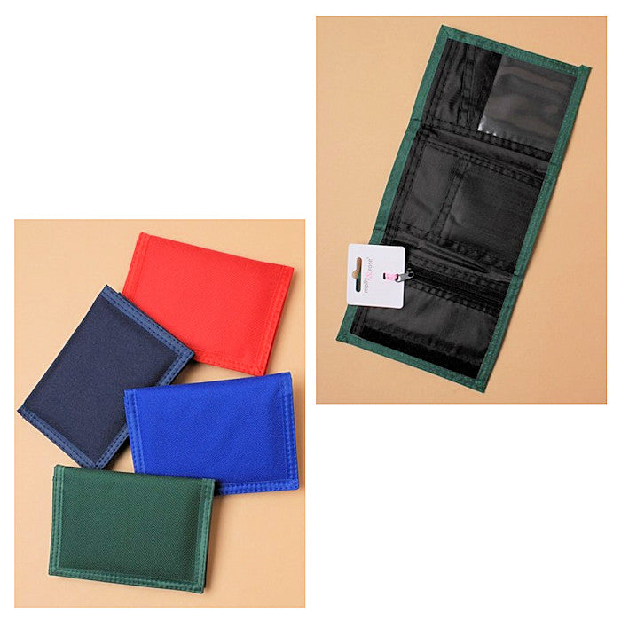 Children's Small School Coloured Wallets