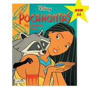 Disney Pocahontas Colouring Books (10)