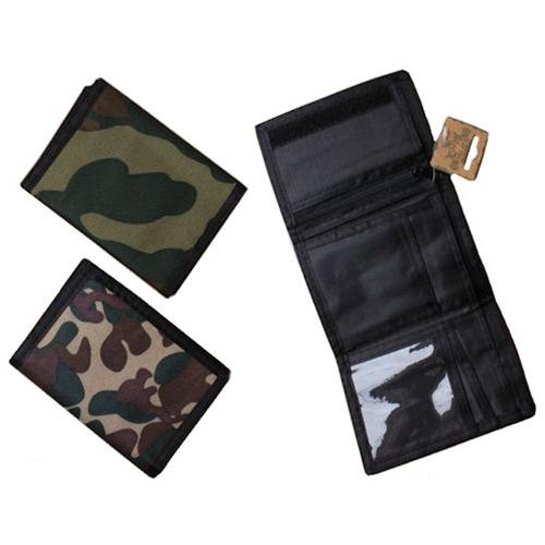 Camouflage Tri-Fold Wallet (12)