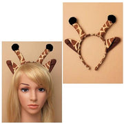Giraffe Ears Alice band