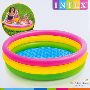 Three-ring Paddling Pool