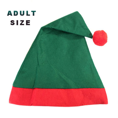 Christmas Adult Elf Hat