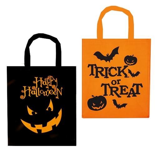 Halloween Material Treat Bag (12)