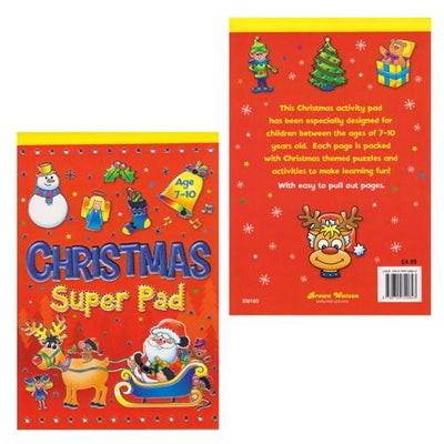 Christmas Super Activity Pad (5)