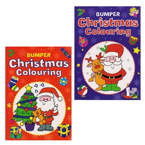 Bumper Christmas Colouring Book (6)
