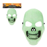 Halloween Glow In The Dark Skull Mask (6)