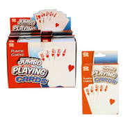 Jumbo Playing Cards (12)