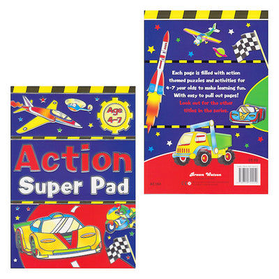 Action Super Pad - Ages 7-10 (5)