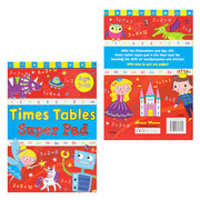 Times Tables Super Pads - Ages 7-10 (5)