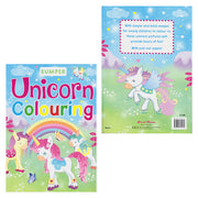 Bumper Unicorn Colouring Book (6)