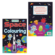 Bumper Space Colouring Book (6)