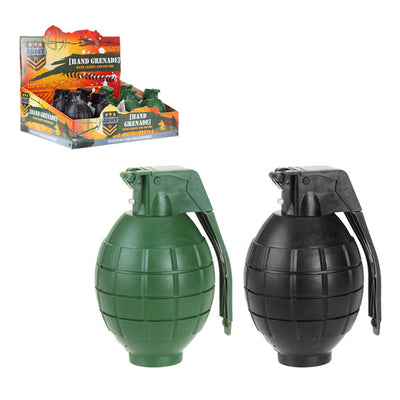 Military Toy Hand Grenade with Light & Sound (12)