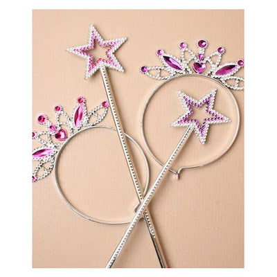 Star Wand & Tiara Set
