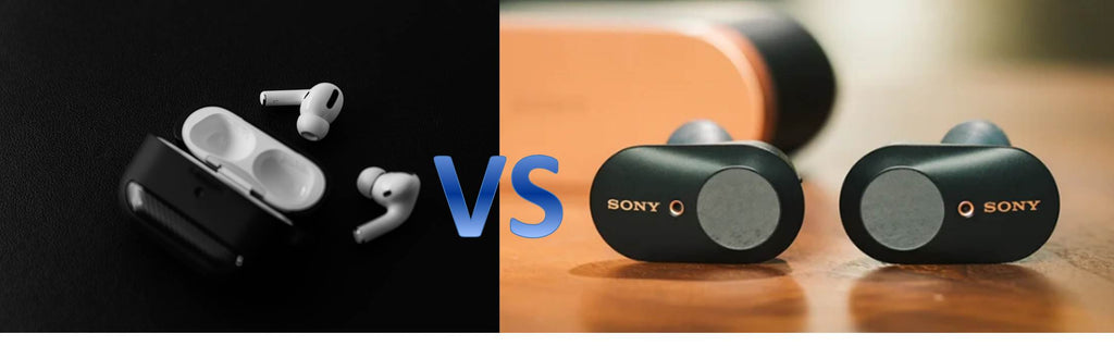 Can´t Decide Between Apple AirPods Pro and Sony WF-1000XM3? Here´s All You Need To Know Before Making a Decision