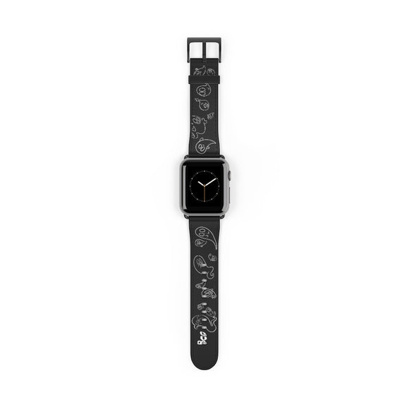 Ghost Apple Watch Band