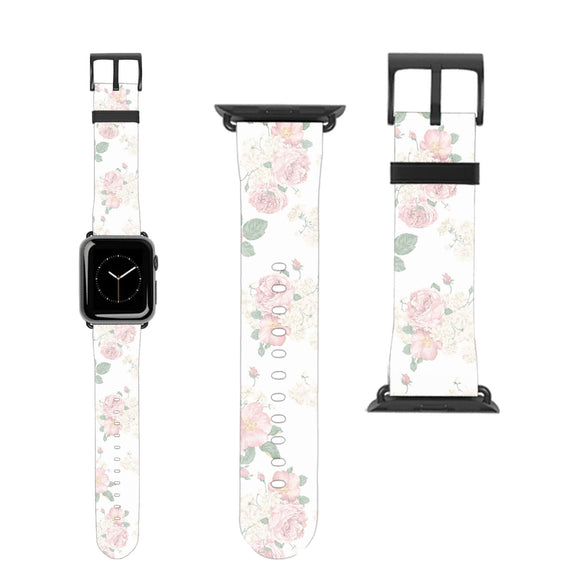 Fashion Floral Apple Watch Band