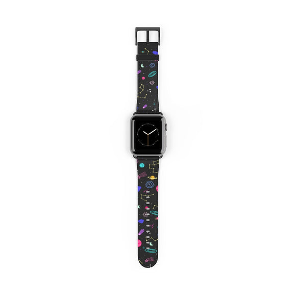 Space Apple Watch Band