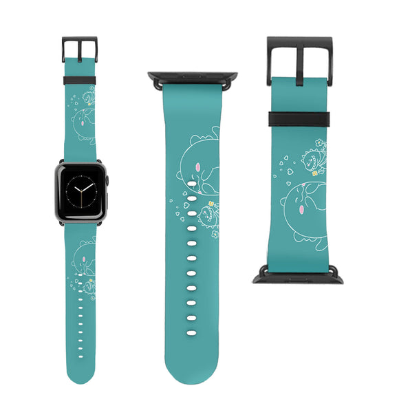 Cartoon Dinosaur Apple Watch Band