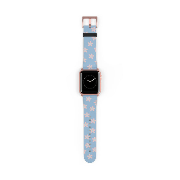 Pastel Flower Apple Watch Band