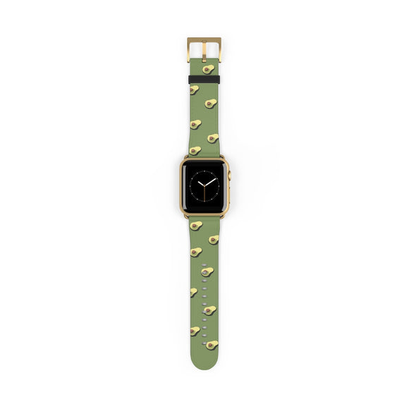 Avocado Apple Watch Band