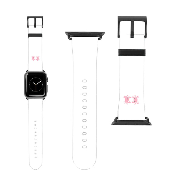Crab Apple Watch Band