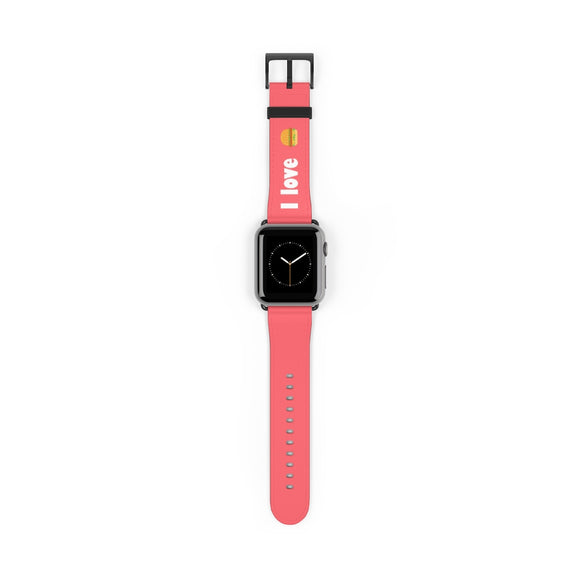 Hamburger Apple Watch Band