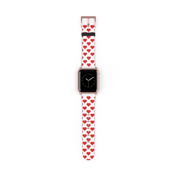 Heart Apple Watch Band