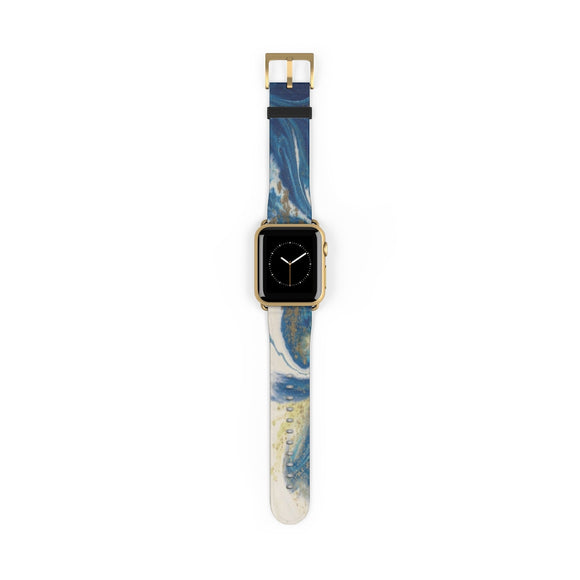 Colorful Marble Apple Watch Band