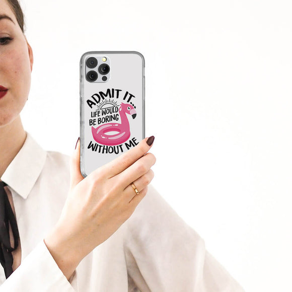 Admit It iPhone Case