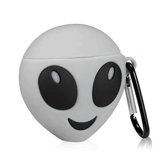Alien Head AirPods Case