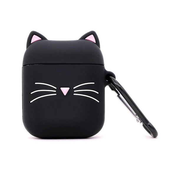 Cat Whisker AirPods Case