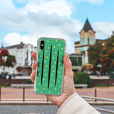 Cactus Shaped iPhone Case